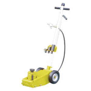 Esco Equipment 10448 22 Ton Air Hydraulic Floor Jack Yellowjackit