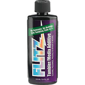 Flitz TA04885 Tumbler Media Additive 7.6 oz bottle $18.80