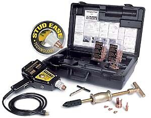 H s Auto Shot 9000 Uni spotter Deluxe Stud Welder Kit With Stud Ease Technology