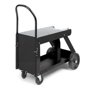 Lincoln Electric Welders K520 Welding Cart 150 Cu ft Bottle Capacity
