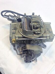 Holley Carburetor List R 7963 1978 Ford Trucks 361 Engine Heavy Duty Governor