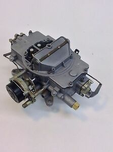 Autolite 4100a Carburetor Edc 1958 1960 Edsel ford mercury V8 Engines
