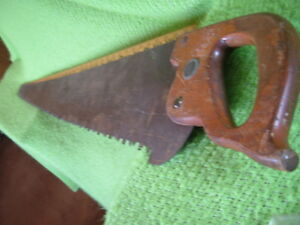 Vtg Logging 1 2 Man Saw Crosscut Primitive Simmons Atkins Or Disston Unknown