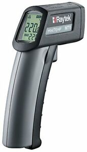 Raytek Mt6uvb Infrared Thermometer Non contact W laser 20 To 932f Minitemp