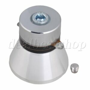 100w 28khz Ultrasonic Piezoelectric Ceramic Transducer Cleaner For Automobile
