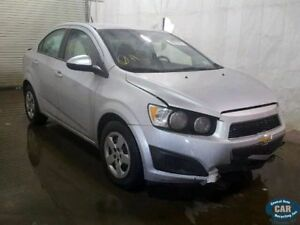 14 15 Chevrolet Sonic Five Speed Manual Transmission Mt Only 269140