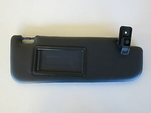 12 13 14 15 16 Fiat 500 Right Passenger Side Interior Sun Visor Sunvisor Vv1786