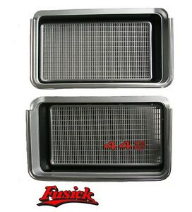 1972 Olds Cutlass 442 New Grille Set With 442 Emblem Oldsmobile 72 Grill