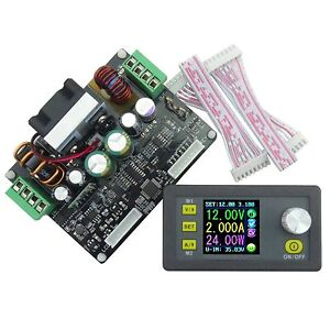 Buck boost Converter Constant Voltage Current Programmable Digital Control Power