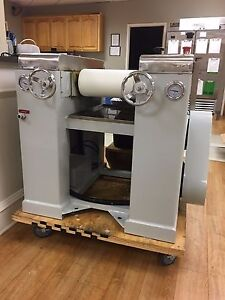 Torrey Hills Tech 6 x12 Three Roll Mill Exakt Trade in Option Available