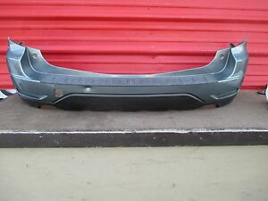 Subaru Forester Rear Bumper Cover Oem 2009 2010 2011 2012 2013 Factory 1422