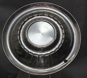 Vintage 55 S Plymouth Hubcap Wheel Cover 4pc