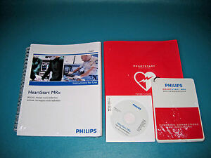 Phillips Heartstart Mrx Manual Only