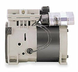 Thomas 688ce44 Piston Air Compressor vacuum Pump 1 3hp M405