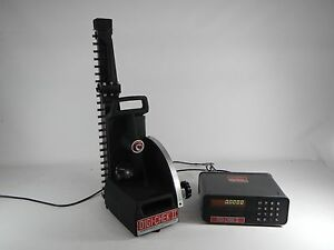 Starrett 625mm D h g Digi chek Ii Metric Digital Long Range Height Master