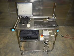 Mahr Xr 20 Surface Roughness Measuring Station W Pgk Mfw 250 Kit