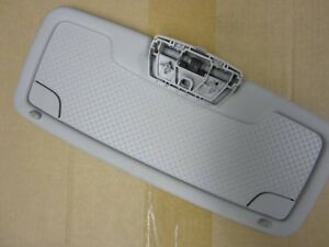 Smart Car Fortwo Flip Down Sun Visor Lite Grey Without Mirror Driver Side