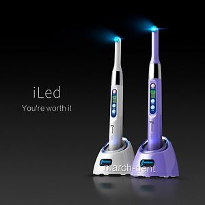 Woodpecker I Led Dental Curing Light 1 Second Cure Lamp 2300mw cm2 Original