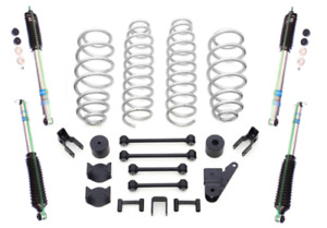 Readylift 2 5 Sst Lift Kit And Bilstein Shock Absorbers For Jeep Wrangler Jk