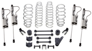 Readylift 2 5 Sst Lift Kit And Foxshox Shock Absorbers For Jeep Wrangler Jk