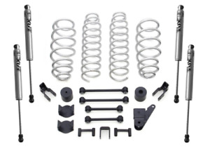 Readylift 2 5 Sst Lift Kit And Foxshox Performance Shocks For Jeep Wrangler Jk