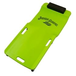 Lisle 99102 Low Profile Plastic Creeper neon Green