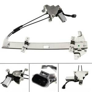 Front Passenger Window Regulator With Motor For 99 07 Chevrolet Silverado Gmc