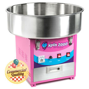 Cotton Candy Machine And Electric Candy Floss Maker Commercial Quality