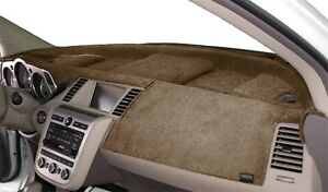 Gmc Sonoma S15 1986 1993 No Vents Velour Dash Cover Mat Mocha