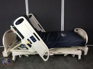 Stryker Fl28ex Gobed Ii Med surg Electric Hospital Bed W New Mattress