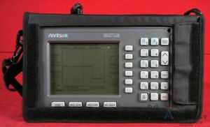 Anritsu Ms2711bhandheld Spectrum Analyzer 100 Khz To 3 Ghz