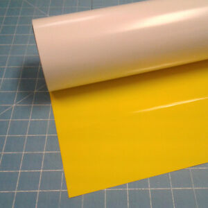 Lemon Yellow Siser Easyweed 15 By 15 Feet Heat Transfer Vinyl
