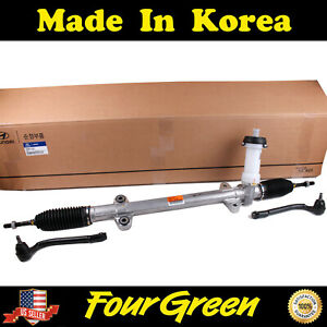 Power Steering Rack Gear For Hyundai Elantra 2008 2012 Kia Forte 2010 2013