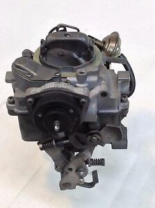 Cpi Reman Holley 1946 Carburetor 1980 Ford Mercury 200 Engines