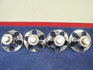 1976 Amc Gremlin Amx Javelin Rally Wheel Center Caps Set Of 4 317