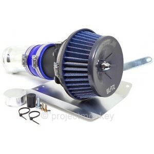 Blitz Sus Power Core Air Intake Filter Blue Fits 13 15 Scion Fr s