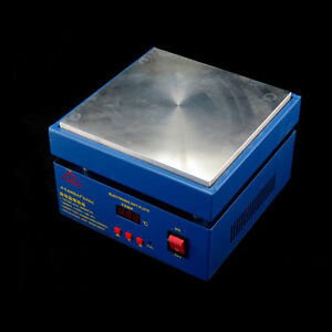 Mile Preheating Station Electronic Hot Plate Welding Soldering Preheat 946c 110v
