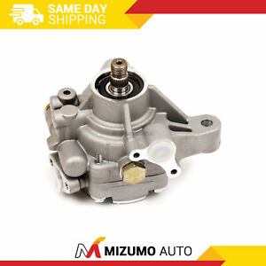Power Steering Pump Fit 02 11 Honda Cr v Accord Acura Rsx 2 0l 2 4l 21 5419