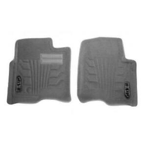 Lund 583118 G Front Grey Carpet Catch It Floor Mats For Toyota Tacoma