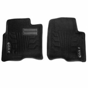 Lund 583118 b Front Black Carpet Catch It Floor Mats For Toyota Tacoma