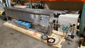 Sonic Systems 4012 Cleaner ultrasonic dryer 3 basin Industrial Parts Machine