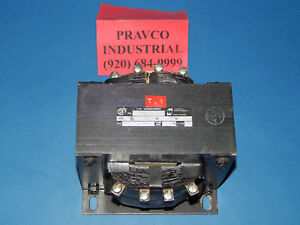 Hammond Hm6p Transformer Class B Type H 750va 75kva 60hz 240 480volt Primary