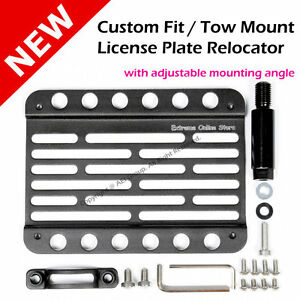 Bmw License Plate Holder In Stock Replacement Auto Auto