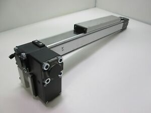 19 5 Linear Actuator Side Table Belt Driven W drive Pulley 8 5 Table 4 Travel