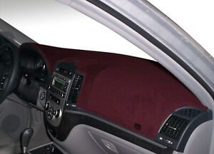 Jeep Cherokee 2014 2020 Carpet Dash Board Cover Mat Maroon