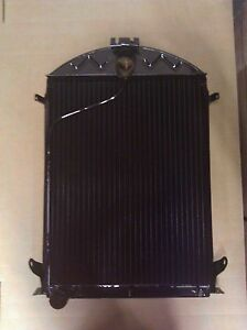 New Ford Model Aa Radiator Double A Only Heavy Duty 1930 1931 Brass