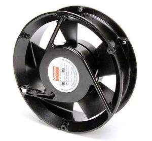 Dayton Round Ac Axial Fan 115v 120 Watts 870 Cfm Model 2rtk9