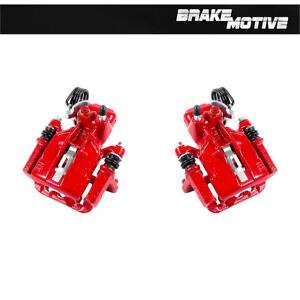 Rear Brake Calipers For 1994 1995 1996 1997 2004 Ford Mustang Sn95