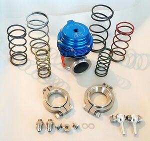Tial Wastegate Mvs 38mm External 3 To 1 7 Bar All Springs blue