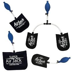 Access Tools Ajfp Air Jack Wedges Pack Of 4